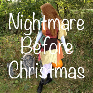 Nightmare before christmas tab
