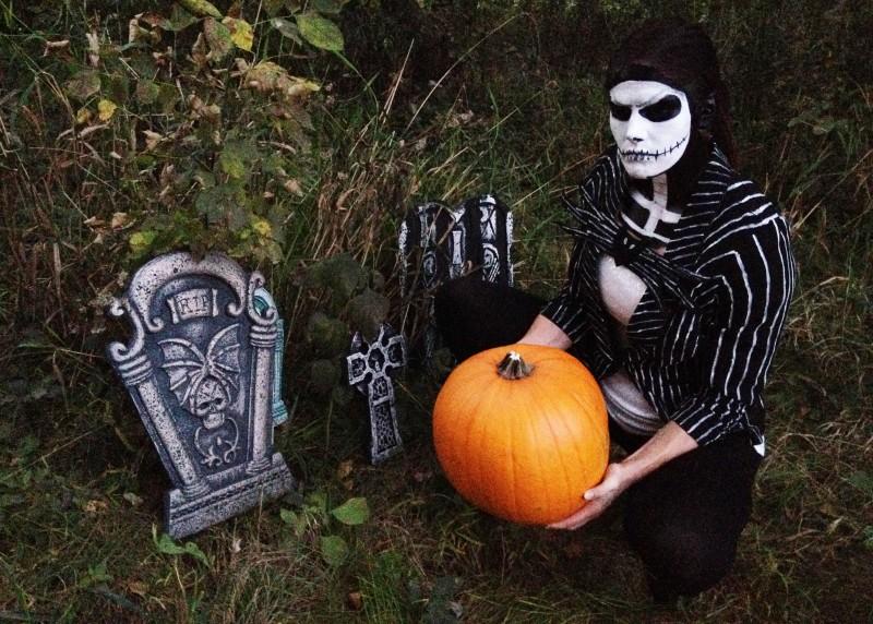 Jack Skellington Costume Genderbend