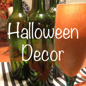 halloween decor tab