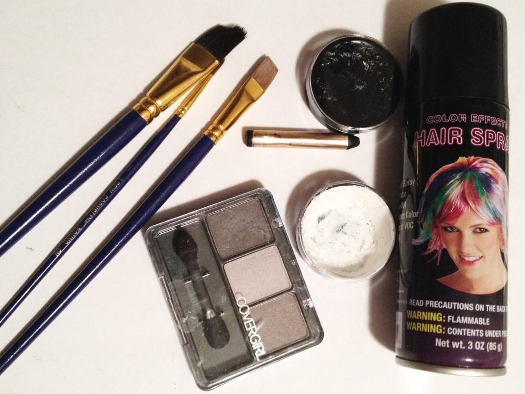 jack makeup