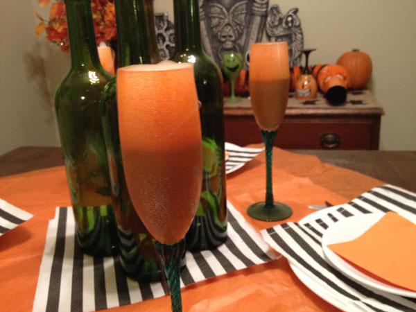 pumpkin glass