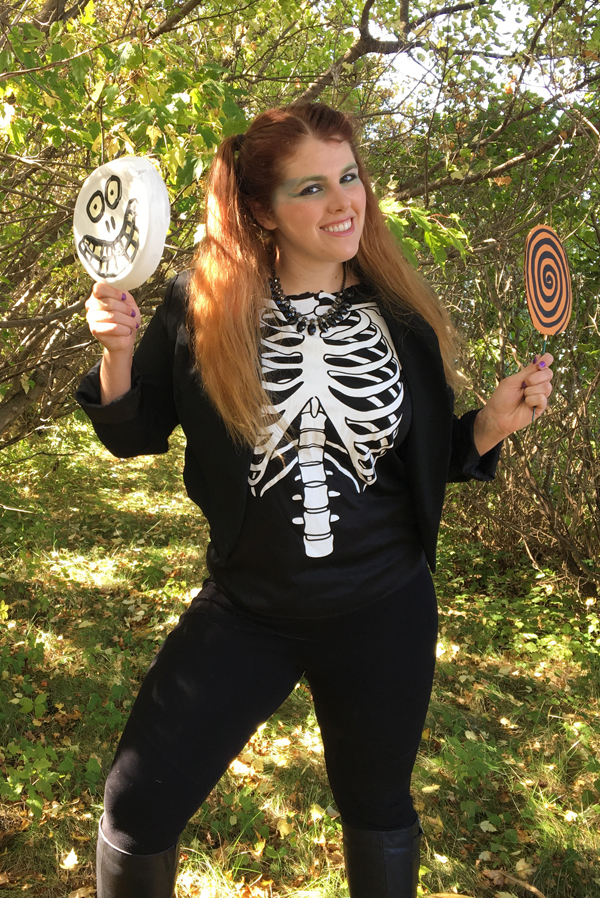 barrell-costume DIY Nightmare before christmas