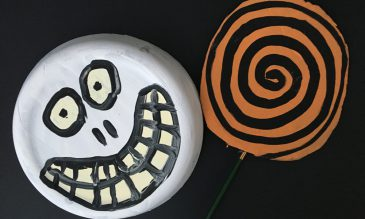 barrell-mask-diy nightmare before christmas