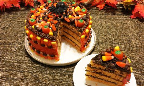 halloween-candy-cake