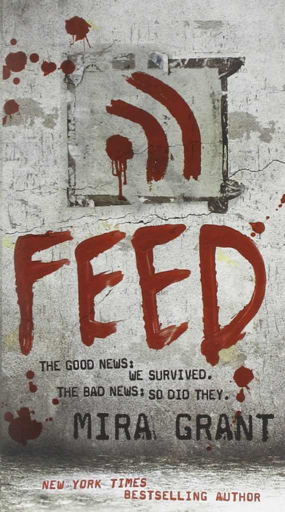 feed book cover