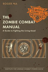 the zombie combat manual book cover