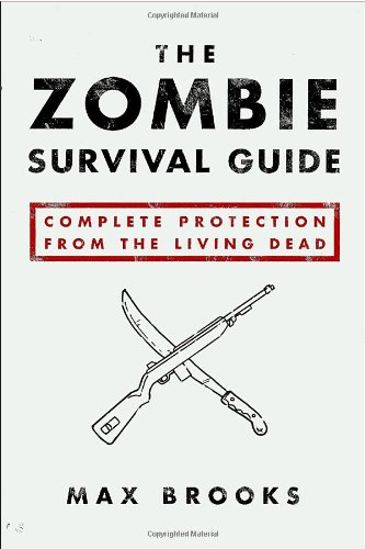 zombie-survival-guide book cover