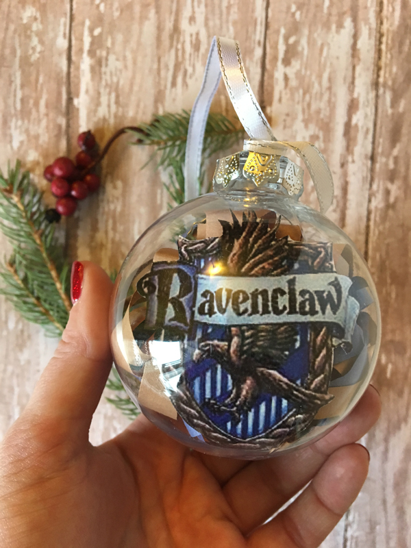 Harry Potter House Ornaments ravenclaw