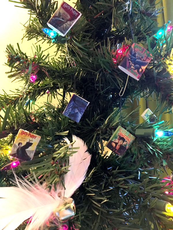 Harry Potter Ornaments