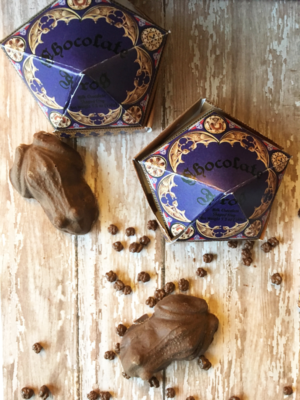 Harry Potter chocolate frog 8