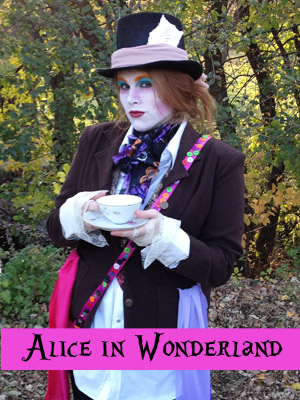 Alice In Wonderland Archives Mad Like Alyce