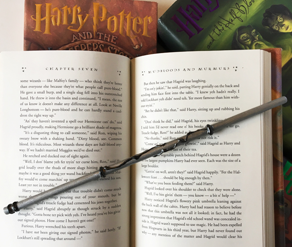 Harry Potter Wands Aspen 1
