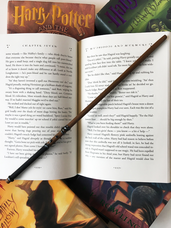 Harry Potter Wands Hawthorne 1