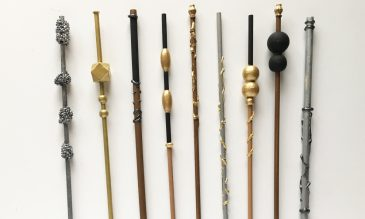 Harry Potter Wands Part 2 Feature