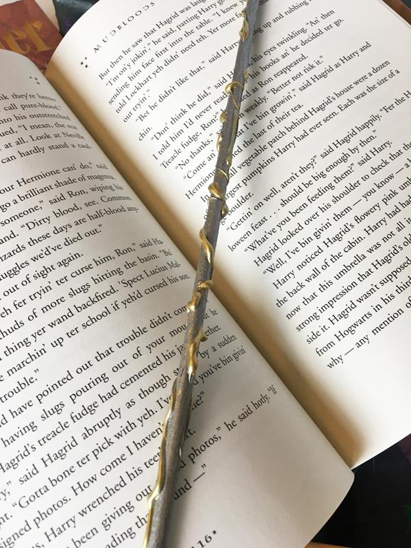 Harry Potter Wands patronus 2