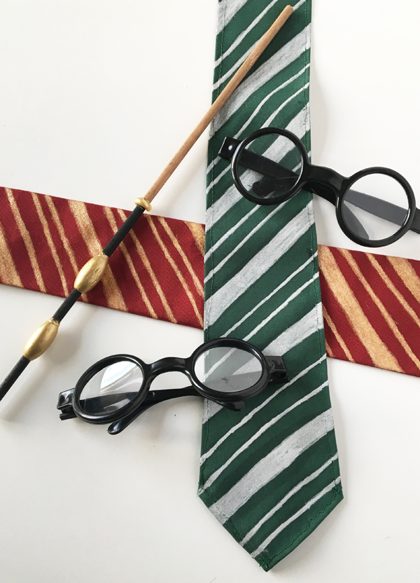 Harry Potter tie 11