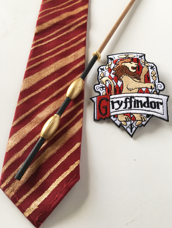 Harry Potter tie 12