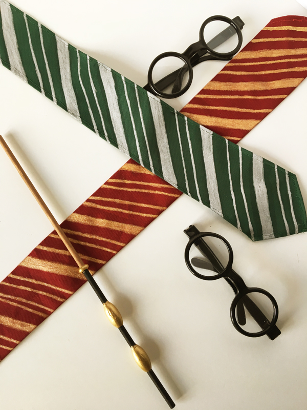 Harry Potter tie DIY 7