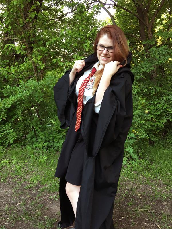 Gryffindor Costume
