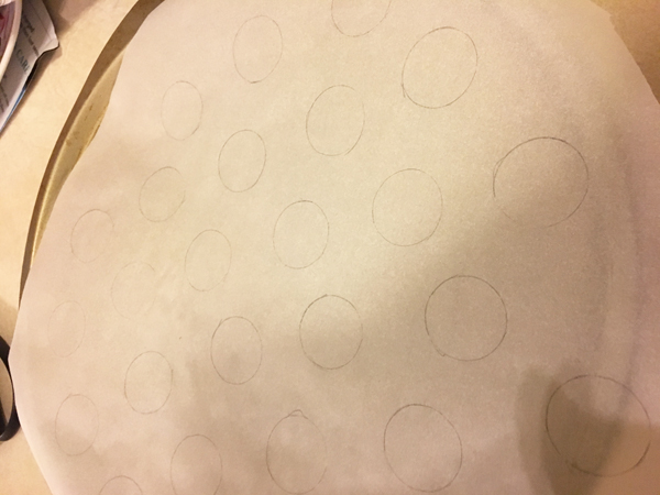 Macaroon Parchment Paper