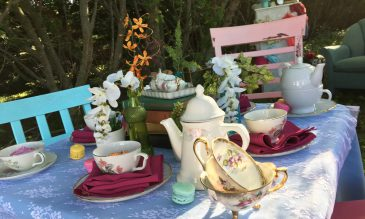 Alice in Wonderland Mad Tea Party Feature 1