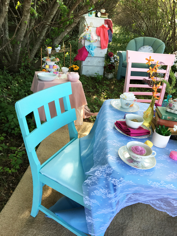 DIY Upcycled Chairs