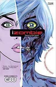 izombie cover dead to the world