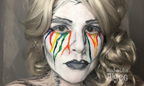 twenty one pilots migraine makeup