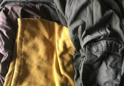 Fabric Dye Adventures